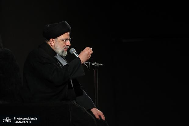 رئیسی: باید مشکلات را سامان دهیم/ برای عزت و سعادت جامعه بر اساس سیره امام حسین (ع) تلاش کنیم