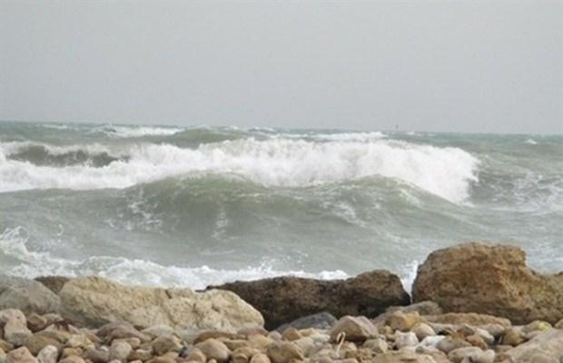 خلیج فارس تا پایان هفته مواج است