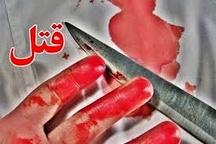 همسر قاتل در دام پلیس کرمانشاه  اختلاف خانوادگی انگیزه قتل