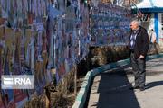 ۵۰۰ نیرو برای پاکسازی رشت از آثار تبلیغات انتخاباتی فعال شدند