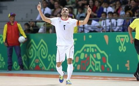 حسنزاده: کنترل خوبی روی بازی با ازبکستان داشتیم/بازیکنان در شرایط مسابقه قرار گرفتند