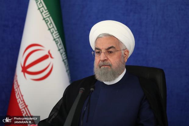 روحانی وارد شدن کرونای هندی به ایران را تایید کرد: وارد پیک پنجم بیماری شده ایم!
