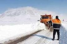 راه 15 روستای آذربایجان غربی بسته شد