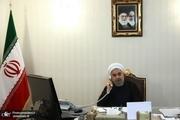 روحانی خطاب به اردوغان: ماجرای فلسطین مهمترین مساله مشترک امت اسلامی است