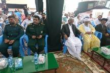 424 پروژه محرومیت زدایی در جنوب سیستان و بلوچستان افتتاح شد