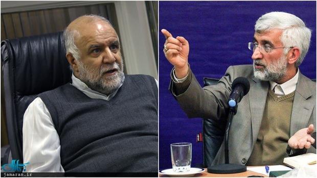 واکنش زنگنه به ادعاهای سعید جلیلی