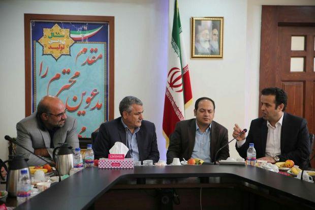 مدیرعامل جدید سازمان مدیریت پسماند شهر تهران معارفه شد