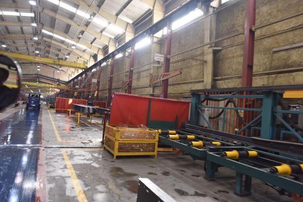 افتتاح بزرگترین خط تولید کانتینر دریایی کشور در البرز