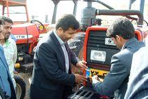 ماشینآلات کشاورزی ری شمارهگذاری میشود