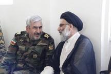 ارتش از قطب های اصلی قدرت نظام اسلامی است