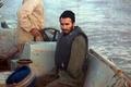 فرمانده لشکری که راننده قایق نیروهایش شد