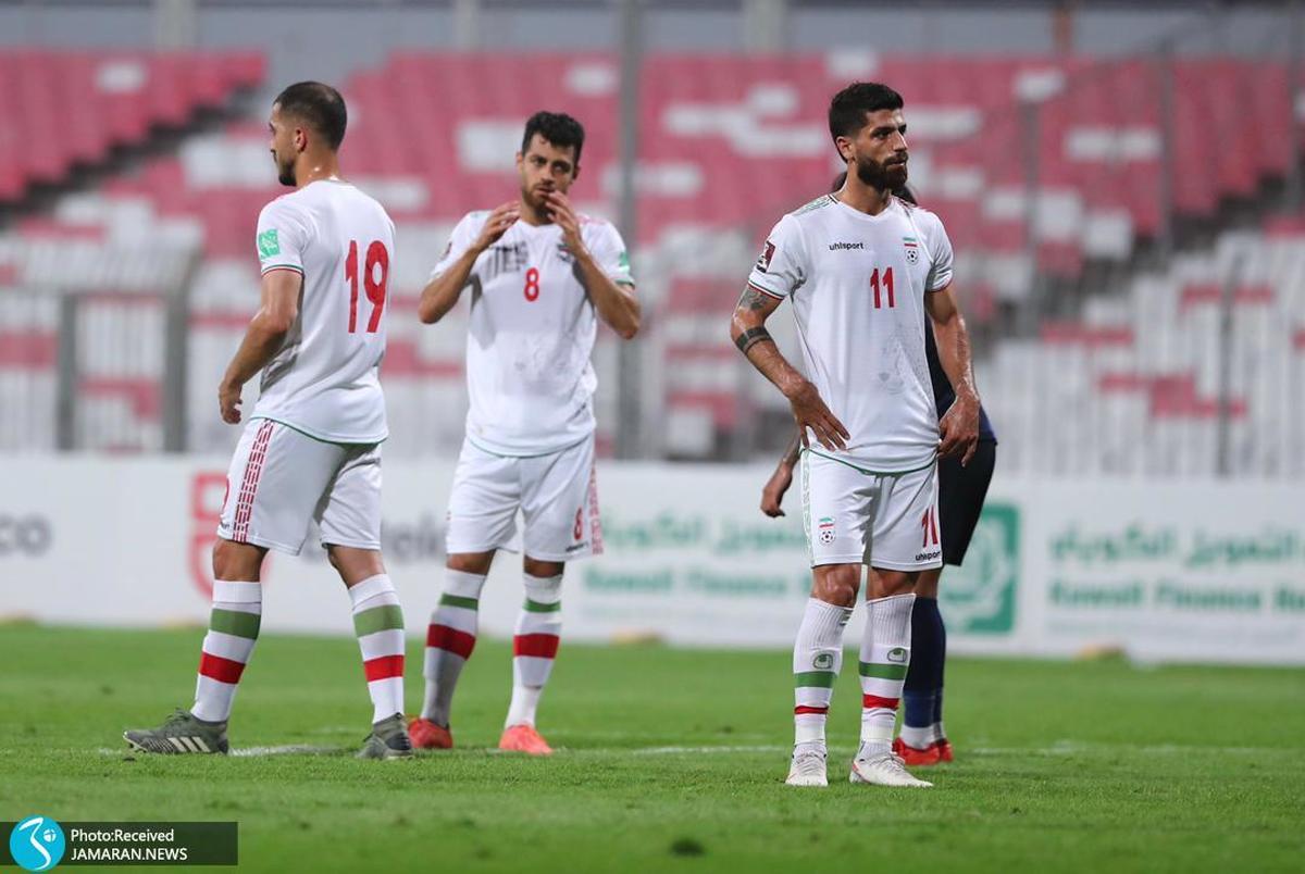 چراغپور: شکست دادن عراق دور از دسترس نیست/  خط دفاع ایران در سطح 5 تیم اول جهان است