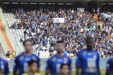 بازیکنان استقلال در تمرین پس از اعتصاب حاضر شدند
