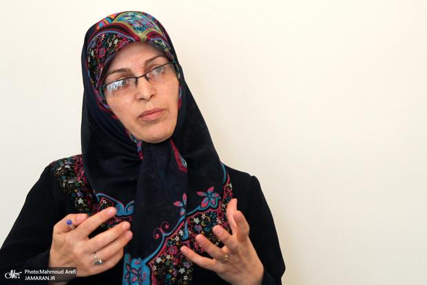 آذر منصوری: مشارکت زیر 50 درصد یعنی جمهوریت در معرض تهدید جدی قرار گرفته است