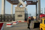مصر گذرگاه رفح را به روی نوار غزه باز می کند