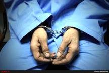 دستگیری قاتل فراری کمتر از ۱۲ ساعت در عملیات ضربتی پلیس آگاهی اهواز