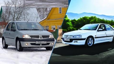 مقایسه مشخصات فنی خودروی پژو پارس با تندر 90