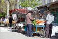 شلوغی خیابانهای کرمانشاه نگران کننده است