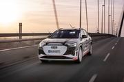 رونمایی از جدیدترین خودروی الکتریکی آئودی مجهز به HUD + تصاویر