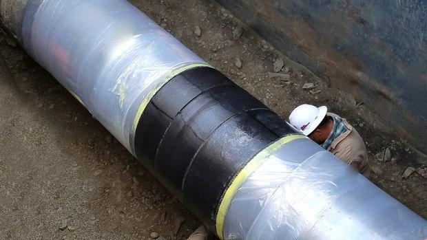انجام 3000 عملیات ایمن سازی خطوط لوله نفت گچساران