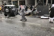 انفجار در پایتخت عربستان یک کشته و 6 زخمی بر جای گذاشت+عکس