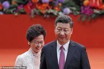 عکس/ نخستین رهبر زن هنگ کنگ