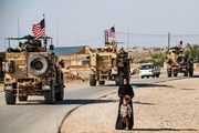 کاروان نظامی امریکا از عراق به سوریه رفت