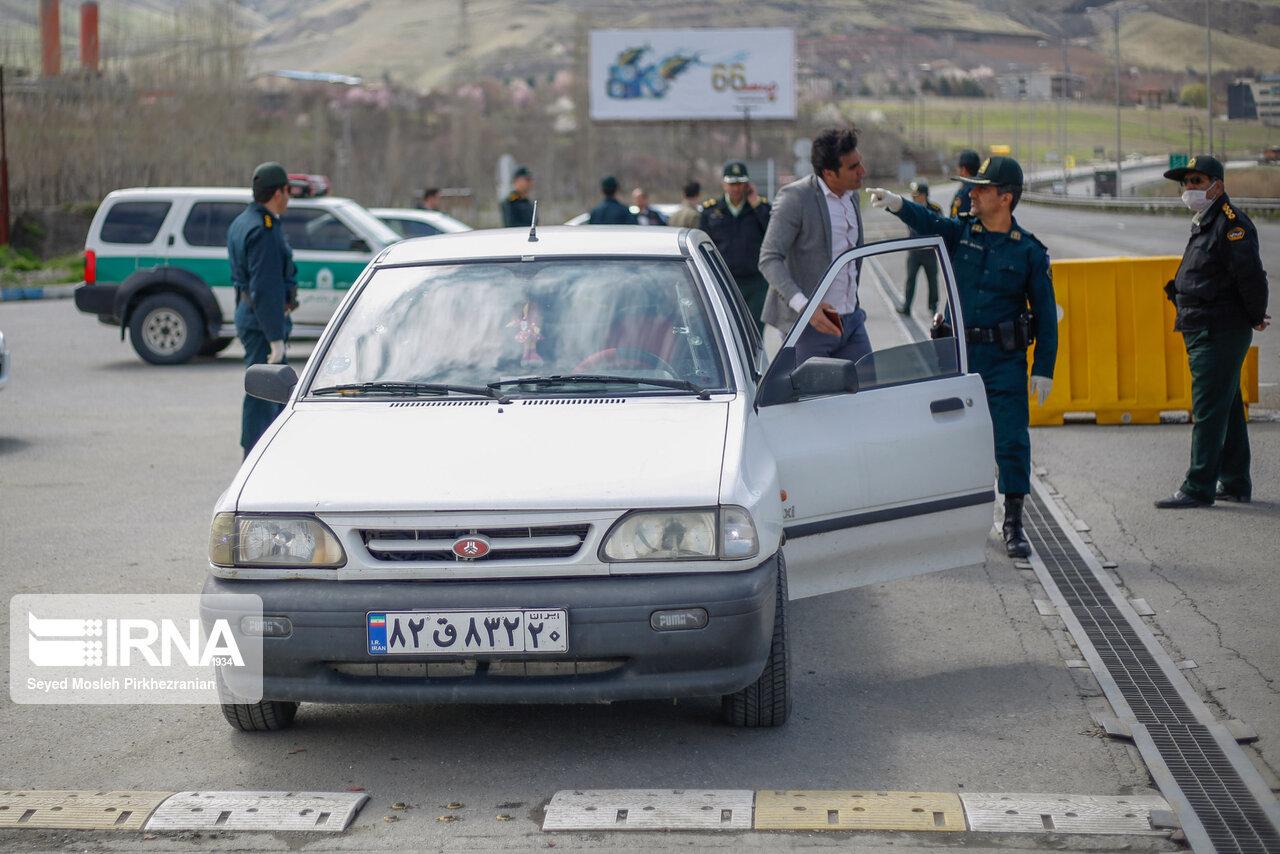 کرونا و دردسرهای دارندگان پلاکتهران در مازندران