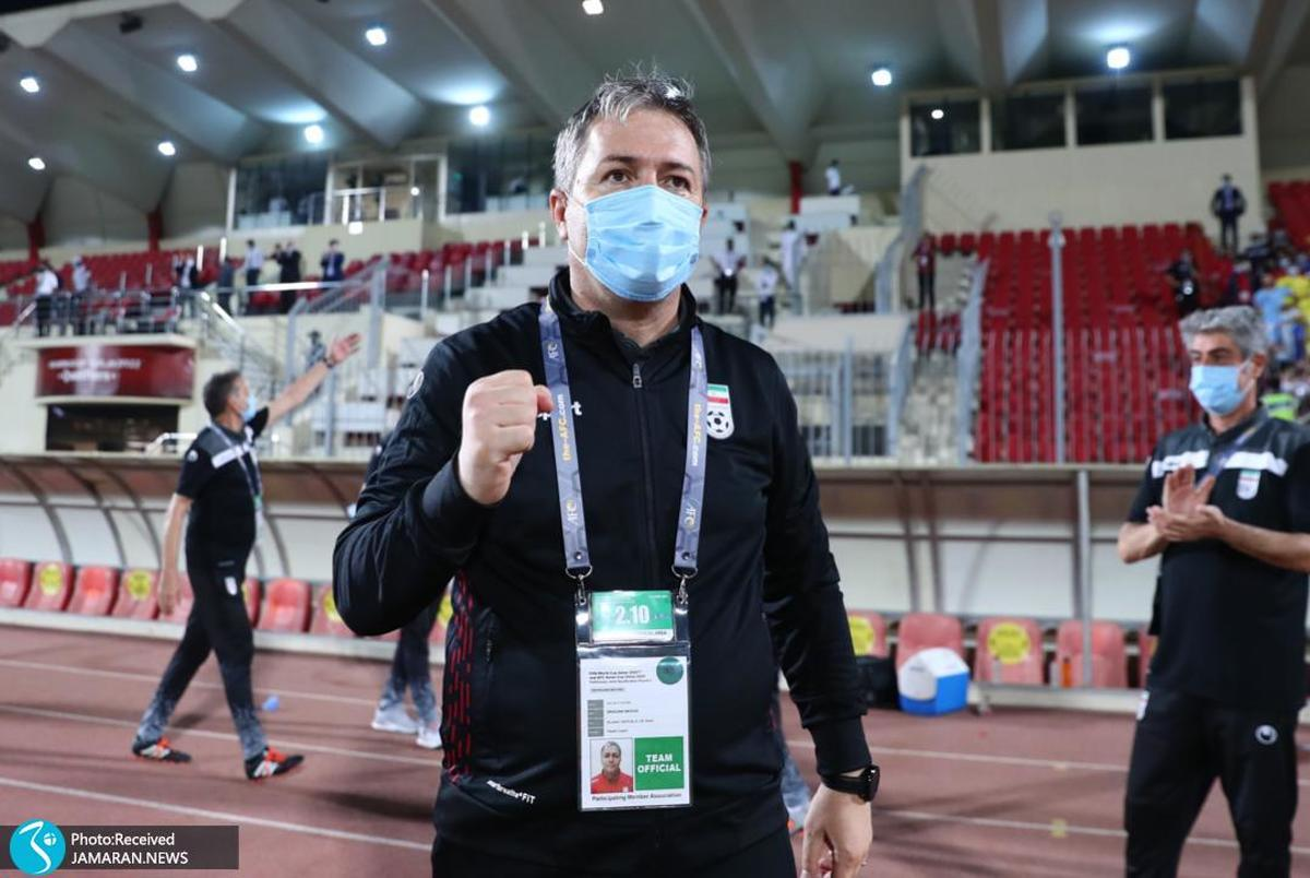 اسکوچیچ رسما سرمربی تیم ملی فوتبال باقی ماند