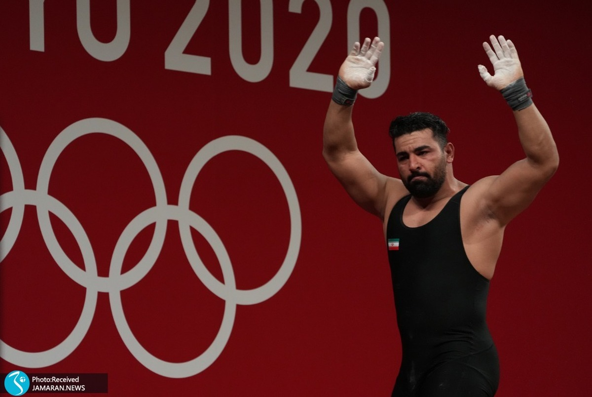 علی هاشمی اوت کرد و شانس مدال از دست رفت/ رکورد المپیک شکسته شد+ عکس و ویدیو