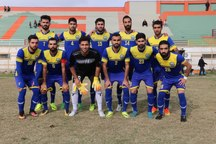 تیم فوتبال نفت گچساران شهرداری فومن را شکست داد