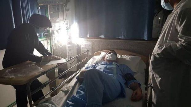 یکی از نمایندگان مجلس سکته قلبی کرد + عکس