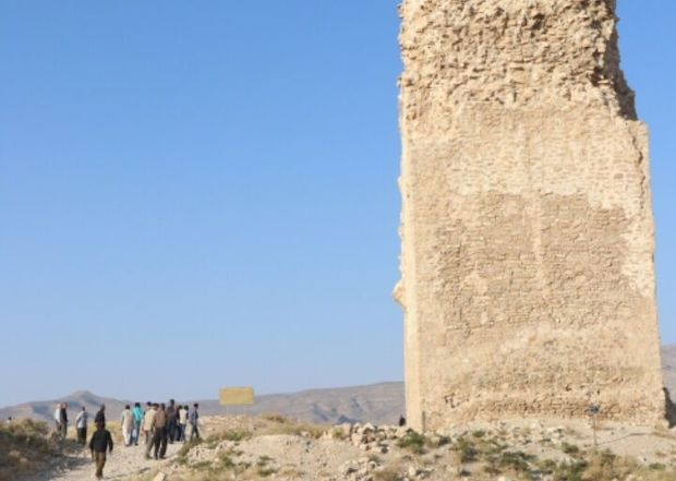 فصل اول مستندنگاری سازههای شهر جهانی گور فیروزآباد آغاز شد