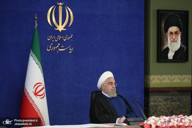 روحانی: نمیتوانم هضم کنم که کسی عضو ملت ایران باشد و از برداشتن تحریم ناراحت باشد!