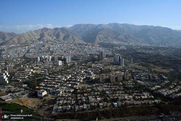 کرونا بیشتر در کدام مناطق تهران دیده شده است؟