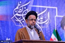 ببینید/ اخطار جدی وزیر اطلاعات به دشمنان: ایران سلاح هسته ای را حرام میداند اما...
