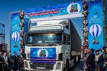هزار دستگاه یخچال از یک واحد تولیدی قزوین برای سیل زدگان ارسال شد