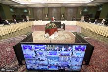جلسه ستاد ملی مدیریت بیماری کرونا با حضور رییس جمهور