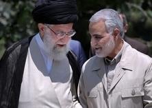 الشهید سلیمانی نموذج بارز للناهلین من فیض الإسلام ومدرسة الإمام الخمینی