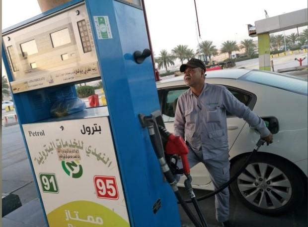 خشم مردم عربستان از افزایش قیمت بنزین