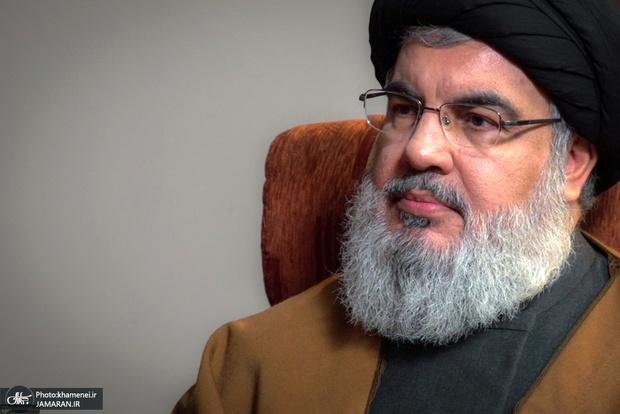 نصرالله: باید دست به دعا شویم زیرا کیف هسته ای آمریکا در دست یک دیوانه است!