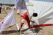 اصفهان 6 هزار دستگاه چادر امدادی به لرستان ارسال کرد
