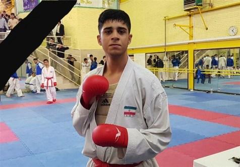 مدالآور ایران در المپیک جوانان درگذشت
