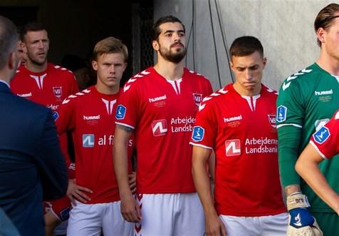 برد تیم عزتاللهی در دیداری خارج از خانه در سوپر لیگ دانمارک