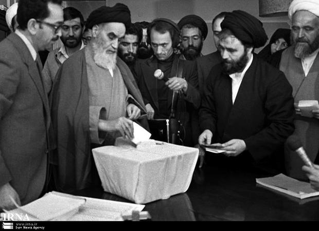Establishment of an Islamic Republic