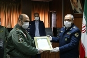 فرمانده پایگاه هوایی شهید فکوری تبریز منصوب شد
