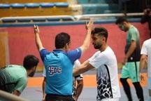 تیم فوتسال شهرداری قزوین در خانه شکست خورد