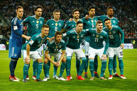 تفاوت بودجه تیم ملی مردان و زنان آلمان + عکس
