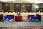 جلسه ستاد ملی مدیریت و مقابله با کرونا-21 اردیبهشت