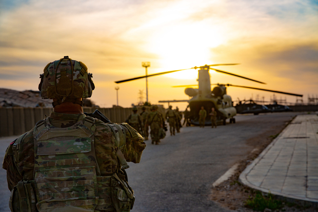 جزییات خروج تعدادی از نیروهای آمریکا از عراق